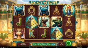 اسلات Legacy of Egypt