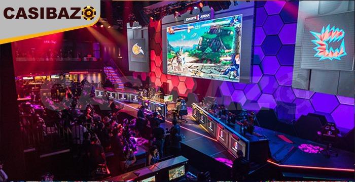 رقابت بازی های آنلاین (eSport) چیست؟