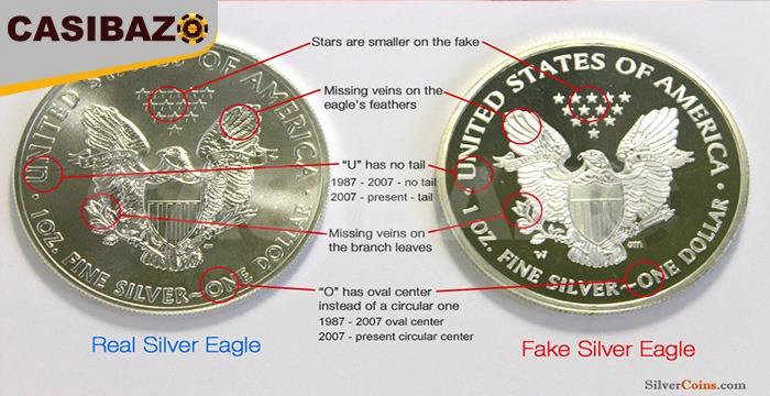 سکههای جعلی