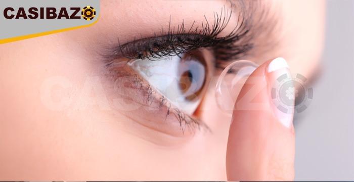 لنزهای مخصوص چشم