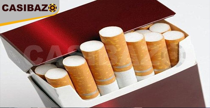 فرستنده رادیویی در پاکت سیگار