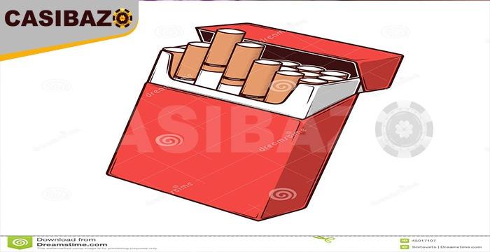 بسته سیگار رادیویی
