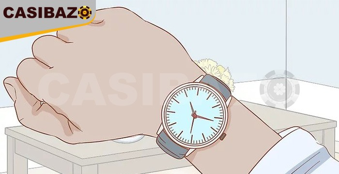 همراه داشتن ساعت در کازینو