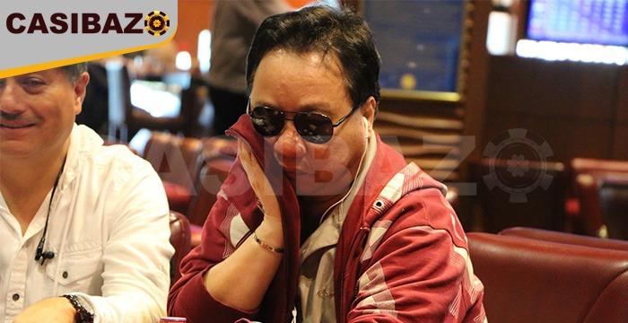 a gambler