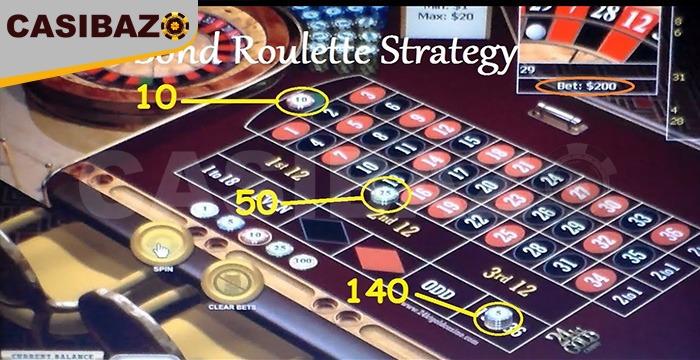 استراتژی جیمز باند در بازی رولت
