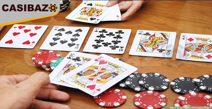حدس عملکرد حریفان در بازی پوکر