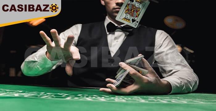 قوانین تأثیرگذار در بازی بلک جک