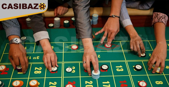 انواع شرطها در بازی رولت