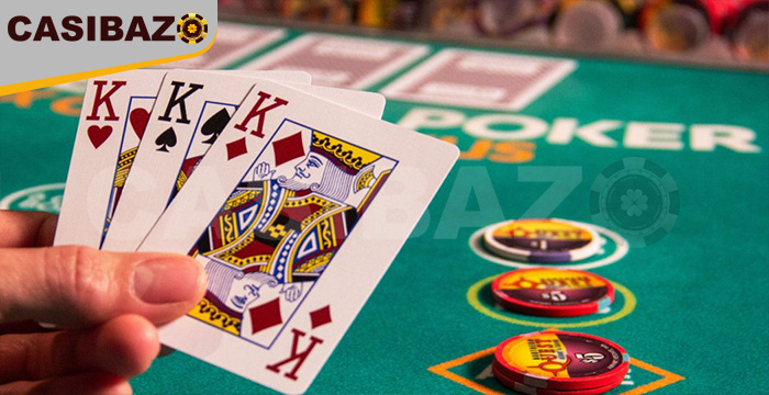 نهایت پرداخت در بازی سه کارت