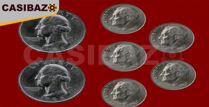 سکههای جعلی برای ماشینهای اسلات